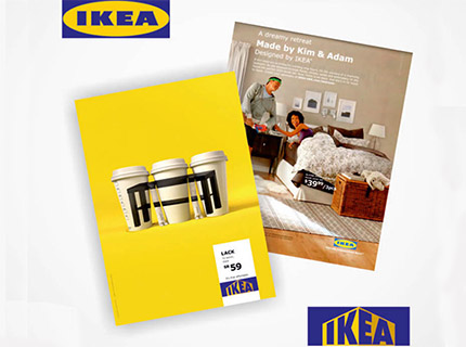 Rebranding Proposal for Ikea - Idea Monkeys